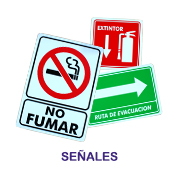 SENALES PROTECCION CIVIL